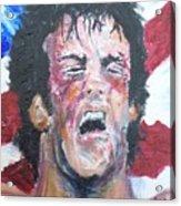 Rocky Acrylic Print
