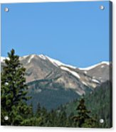 Rocky Mountains 2 Acrylic Print