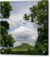 Roseberry Topping Acrylic Print