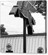 Route 66 - Rolla Missouri Acrylic Print