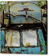 Rusted Series Acrylic Print