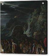 Saint Paul On Malta Acrylic Print