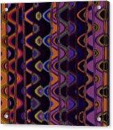 Sally's Shower Curtain Acrylic Print
