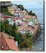 Salvador Da Bahia - Brazil Acrylic Print