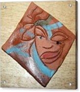 Serena - Tile Acrylic Print