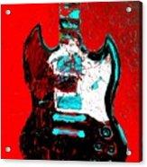 sg Acrylic Print