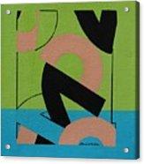 2 Acrylic Print