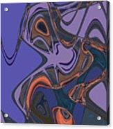 Shirley Maclaine's Grasshopper Phase Acrylic Print