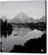 Snake River Morning Acrylic Print