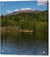 South Skookum Lake Acrylic Print