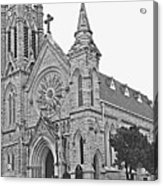 St. Mary Cathedral Acrylic Print