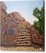 Stairway To Heaven Acrylic Print