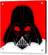 Star War Darth Vader Collection Acrylic Print
