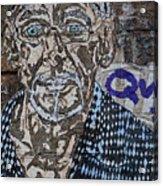 Street Art Wiiliamsburg Brooklyn Acrylic Print