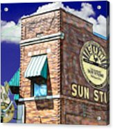 Sun Studio Collection Acrylic Print