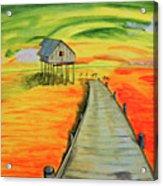 Sunrise /sunset Acrylic Print
