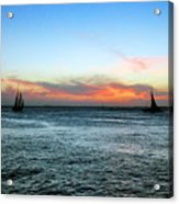 Sunset Key West  Acrylic Print