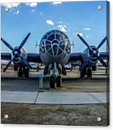 Superfortress Acrylic Print