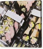 Sushi  Acrylic Print