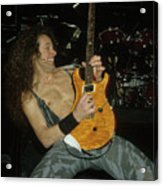 Ted Nugent Acrylic Print