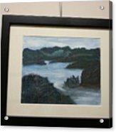 Tenn River At Spring City Tn Acrylic Print