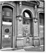 The Assay Office Birmingham Uk Acrylic Print