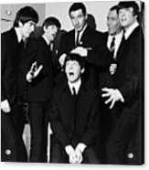 The Beatles, 1964 Acrylic Print