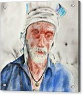 The Elder Acrylic Print