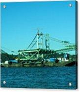 The New Tacoma Narrows Bridge Acrylic Print