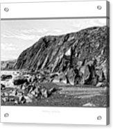 The Pembrokeshire Coast Acrylic Print