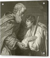 The Return Of The Prodigal Son Acrylic Print