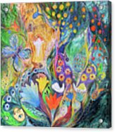 The Spirit Of Jerusalem Acrylic Print