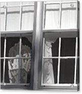 The Window Acrylic Print