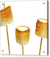Toasted Marshmallows Acrylic Print