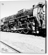 Train Engine #2732 Acrylic Print