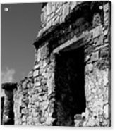 Tulum Mexico Acrylic Print