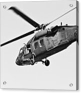 Us Army Blackhawk Acrylic Print