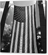 Viet Nam Veteran's Memorial Acrylic Print