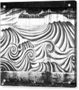 Wave Goodbye Acrylic Print