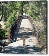 Whiskeytown National Recreation Area Acrylic Print