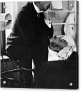 William Osler, Canadian Physician Acrylic Print