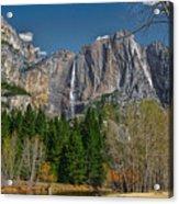 Yosemite Falls Acrylic Print