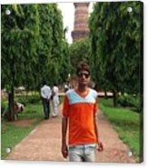 Harpal Singh Jadon Acrylic Print