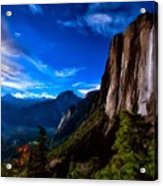 Pictures Of Landscape Acrylic Print