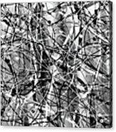 2001 Acrylic Print