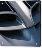 2002 Pontiac Trans Am Hood Vents Acrylic Print