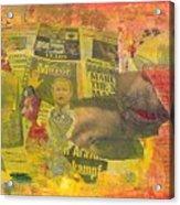 2004 November Acrylic Print