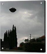 2004 Real Ufo Evidence Acrylic Print