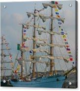 2004 Tall Ships Acrylic Print