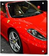2006 Ferrari F430 Spider . 7d9385 Acrylic Print
